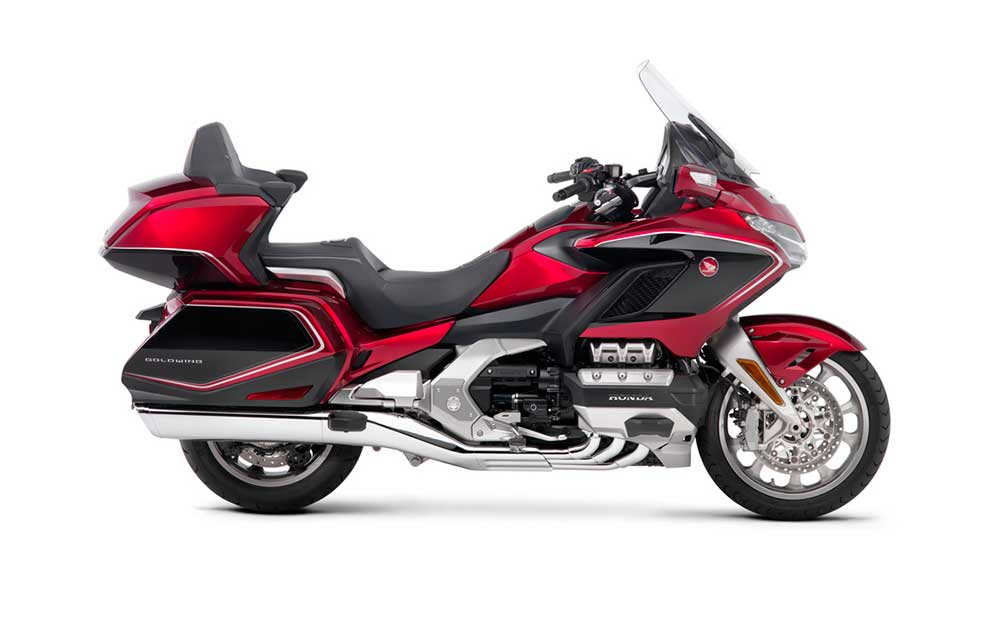 Honda Gold Wing Tour Airbag DCT