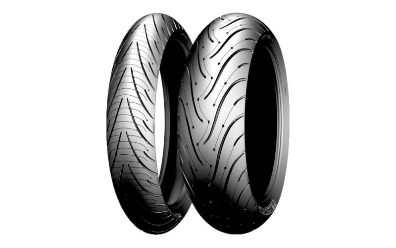 Мотошина Michelin Pilot Road 3 R TL 160/60 ZR18 M/C 70W
