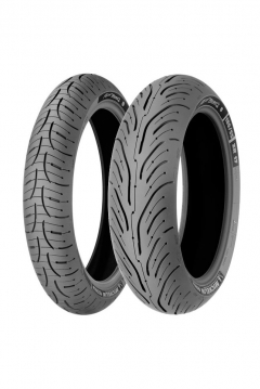 Мотошина Michelin Pilot Road 4 R TL 180/55 ZR17 M/C 73W